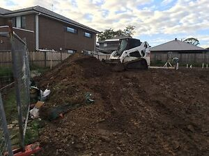 Tipper / Bobcat / Excavator / All Areas of Sydney Parramatta Parramatta Area Preview