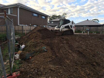 Tipper / Bobcat / Excavator / All Areas of Sydney