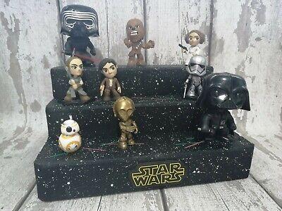 Star wars funko pops. Funko Pop Display. STAND. 3 tier