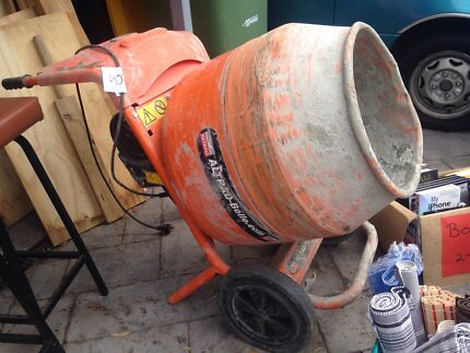 Cement mixer, fully working Sunbury Hume Area Preview