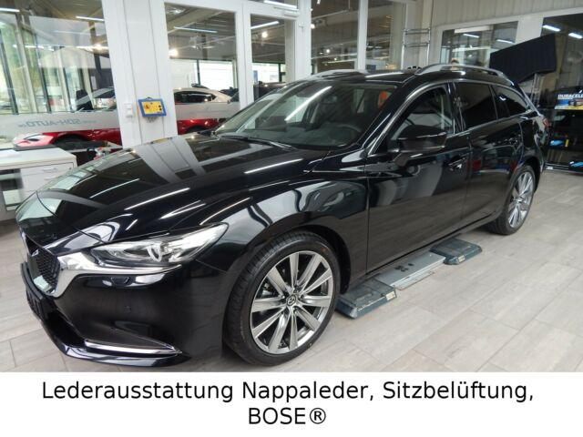 Mazda 6 2.2 SKYACTIV-D 184 EDITION 100 Matrix-LED