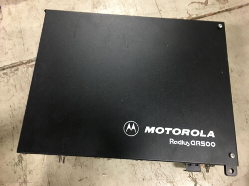 Motorola GR500 Mounted Repeater for mobile/portable radios
