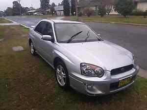 2003 Subaru Impreza Sedan Tenambit Maitland Area Preview