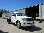 2010 TOYOTA HILUX SR 4X2 TURBO DIESEL UTE Molendinar Gold Coast City Preview