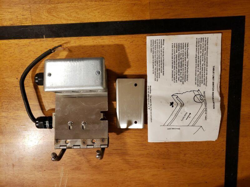 Dish Machine paddle table limit switch! NEW!