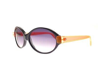 Kirk Originals Carol Black/Neon Orange - Unworn Deadstock Sunglasses