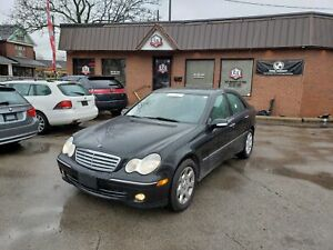 2006 Mercedes-Benz C-Class 3.0L 4MATIC SUPPER CLEAN