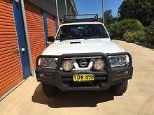2003 Nissan patrol Penrith Penrith Area Preview