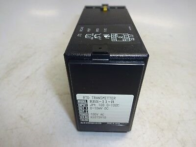 M-system Rbs-11-b Rtd Transmitter With Base
