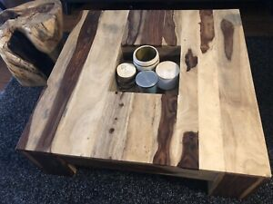 Coffee Table - Rosewood Lydia from Artemano