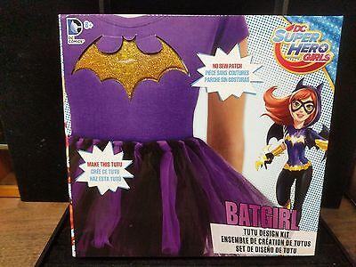 New... DC SuperHero Children's Batgirl Tutu - Batgirl Tutu