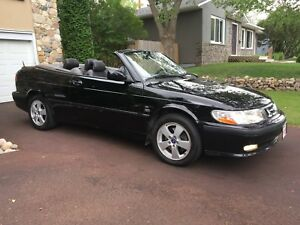 2003 SAAB 9-3 SE CONVERTIBLE, only 88,000 Original miles