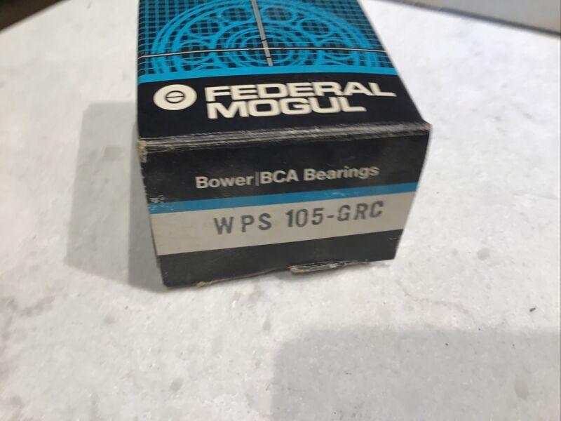 WPS105GRC BCA New Ball Bearing Insert