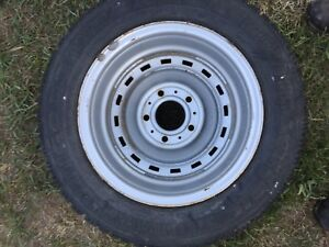 P215/60R15 Nordic (Goodyear) M&S tire