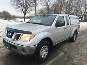 2012 Nissan Frontier S King Cab