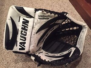 Vaughn Velocity 3 Pro Spec Goalie Glove and Blocker