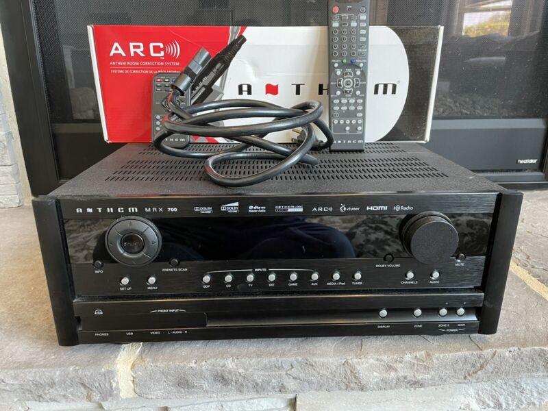 Anthem MRX 700 AV Receiver with ARC