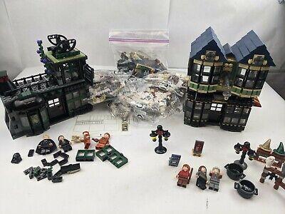 Lego Harry Potter Lot Diagon Alley 10217, 4867, 4866, 4737, Plus Extras, READ!