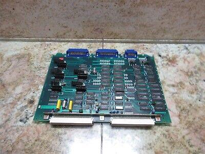 Mitsubishi Circuit Board Fx63a Bn624a241h02 Mazak Vqc 2040 B Cnc Lot Of 3 Piece