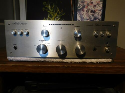 Nice Vintage Marantz 1030 Integrated Amplifier