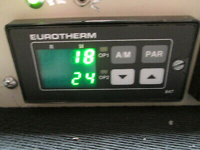 Eurotherm Process Controller Tested 847nor1r1
