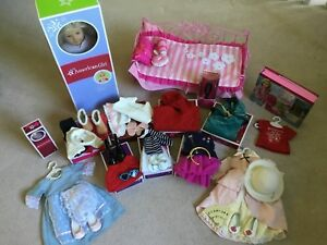 American girl doll and clothes