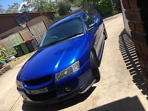 Holden 6 speed  svz commodore ute North Richmond Hawkesbury Area Preview