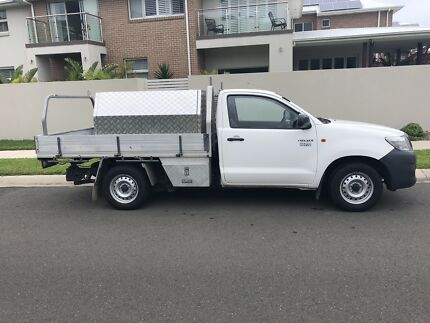 2012 Toyota Hilux Workmate Cronulla Sutherland Area Preview