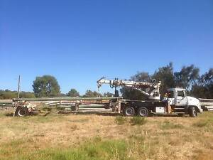Rural properties requiring power pole repairs & replacement Samson Fremantle Area Preview