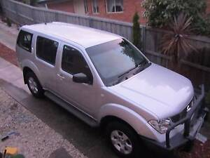 2010 Nissan Pathfinder Wagon Claremont Glenorchy Area Preview