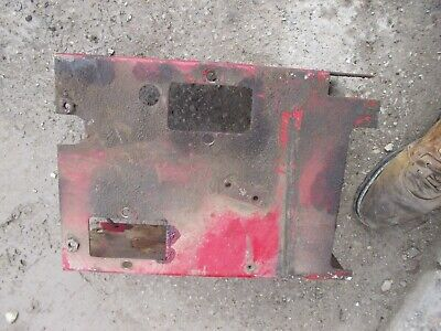 International Farmall 656 Rc Tractor Ih Original Cover Panel