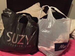 CLOTHING LOT - 21 ITEMS