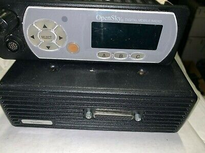 Tyco Harris Opensky M803 Vehicular Repeater Base Ch-103 Control Head