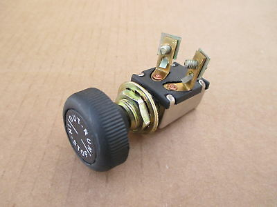 Ignition Switch For Ih International T-4 T-5 T-6 T-9 Td-14 Td-14a Td-15 Td-18