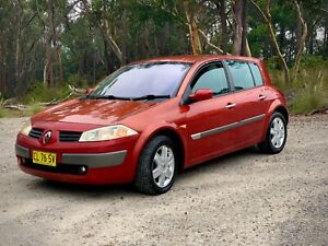 2003 Renault Megan's auto low klms long rego ! Asquith Hornsby Area Preview