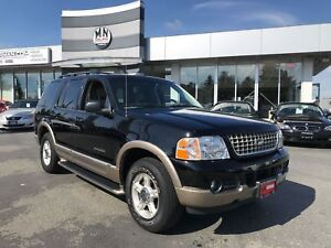 2002 Ford Explorer Eddie Bauer 4WD CLASSIC **ONLY 175,000KMS**