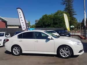 2012 Subaru Liberty Premium MY13 Sedan *Finance Me From $65 P/w*