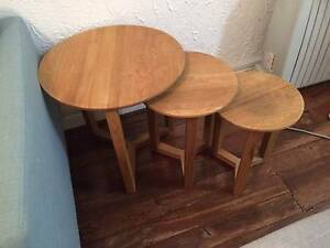 3x side tables from FREEDOM Mount Lawley Stirling Area Preview
