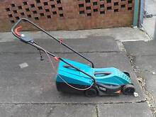 Powerful Bosch electric lawn mower & 20m extension cord Wallsend Newcastle Area Preview