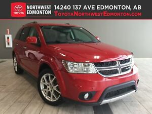 2013 Dodge Journey R/T | Leather Heat Seats | Cargo | Back Up Ca