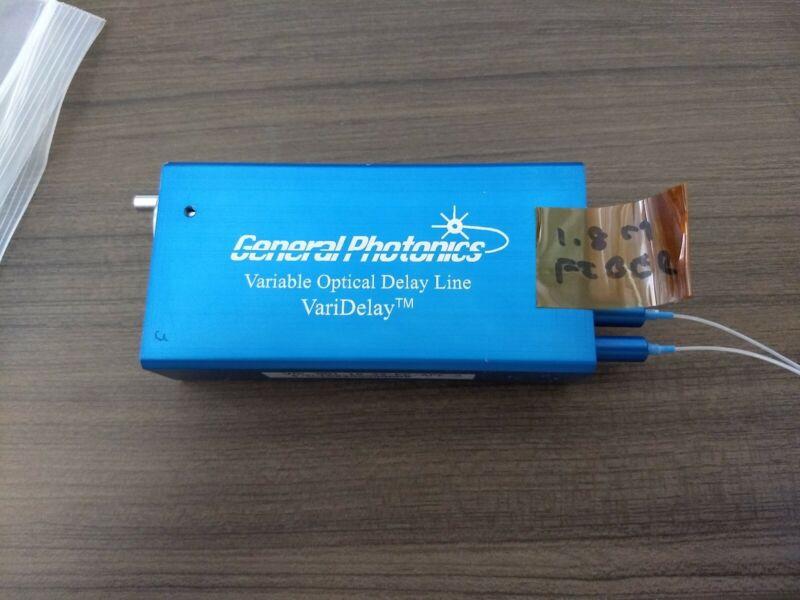 General Photonics PM Variable Optical Delay Line VDL-001-15-33-FC/APC-2