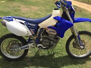 2005 WR 450 Glenmaggie Wellington Area Preview