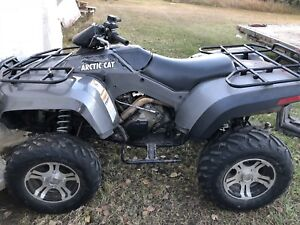 2011 arctic cat 550 4x4 - Part Out or Complete