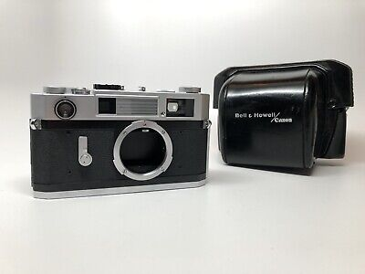 Canon 7sz Rangefinder - Only 4000 Produced - Leica LTM Mount - 0.95
