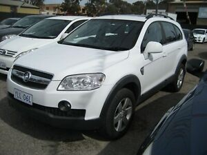 2009 HOLDEN Captiva CX (4x4) Mitchell Gungahlin Area Preview