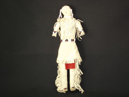 REDUCED Southern Plains Native American Indian Ghost Dance Doll Artifacts c.1885