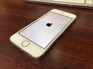 Apple iPhone 5S 16GB Silver Rogers / Chatr
