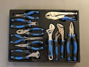 Brand new Mastercraft 10 pieces pliers and wrench set