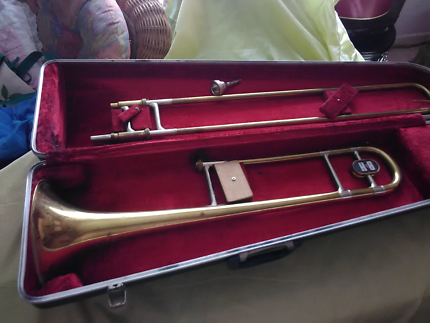 Boosey and Hawkes trombone