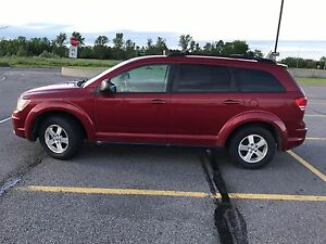 2009 Dodge Journey AWD Certified, e tested and low km!!!